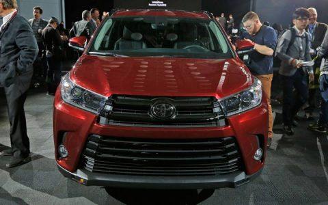 Toyota Highlander SE 2018-2019