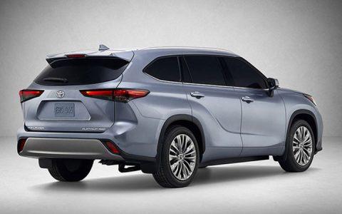 Все о новом Toyota Highlander 2019-2020 года