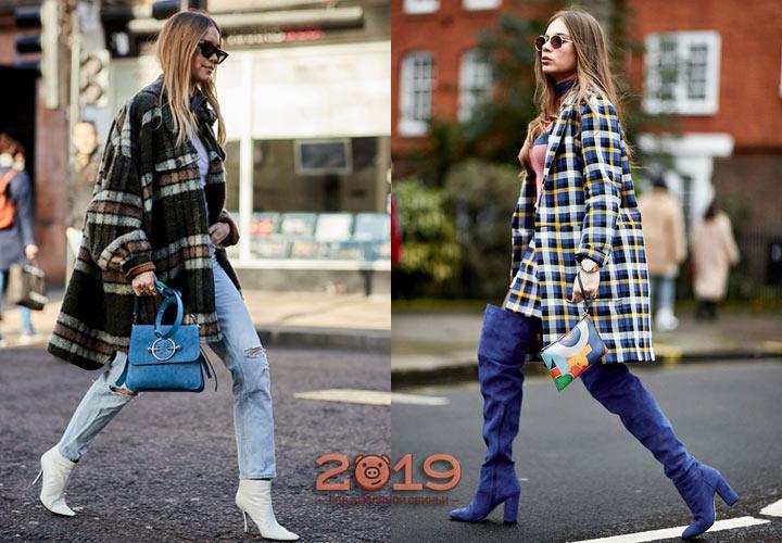 Уличная мода Лонона осень-зима 2018-2019