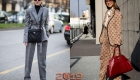 Неделя уличной моды Милан осень-зима 2018-2019