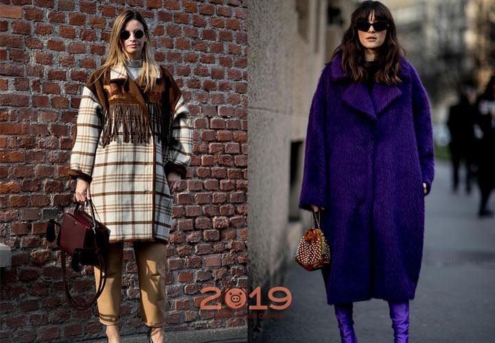 Милан уличная мода осень-зима 2018-2019
