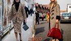 Уличная мода Италии зима 2018-2019