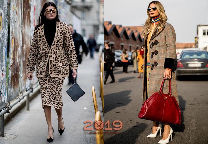 Уличная мода осень-зима 2019. Модные тенденции