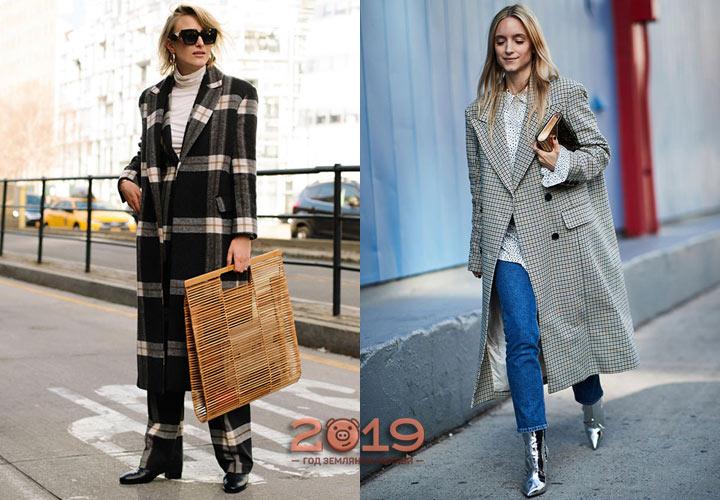 Нью-Йорк уличная мода сезона осень-зима 2018-2019