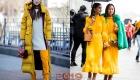 Модный цвет нью-йоркской недели моды зима 2018-2019