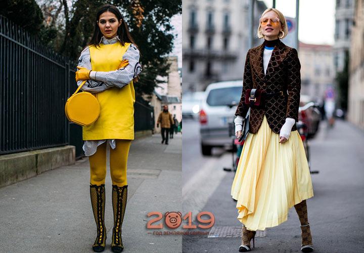 Уличная мода 2019 модные сумки