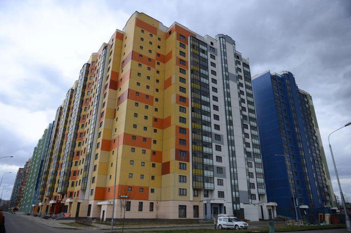 Новостройки в Москве под заселение