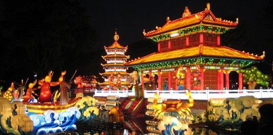Вьетнам на Новый 2019 год