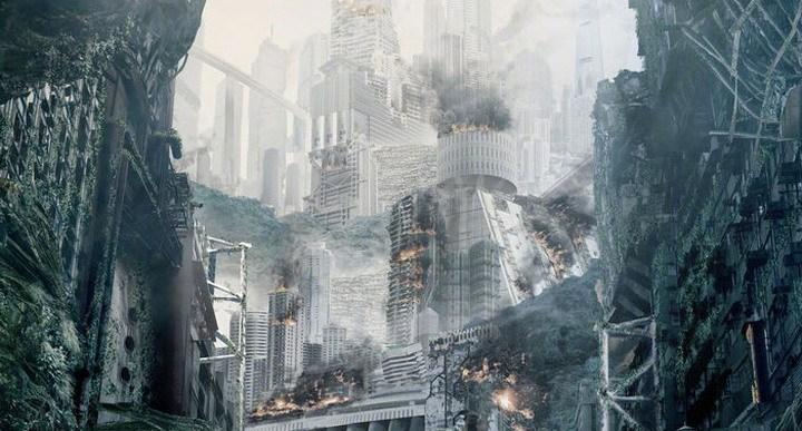 кадр из фильма Воины будущего
