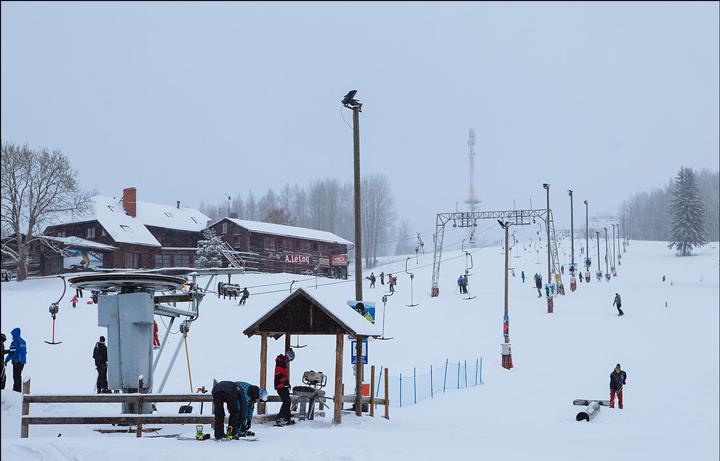 Горнолыжные курорты в Эстонии