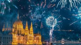 Новый 2019 год в Будапеште