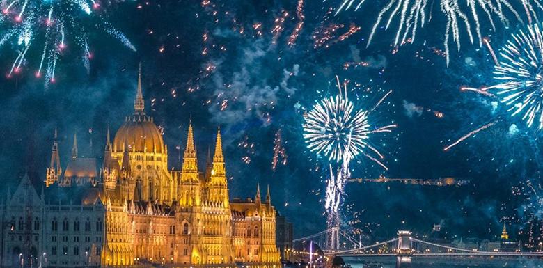 Новый Год в Будапеште. Прага – Вена – Будапешт – Дрезден*