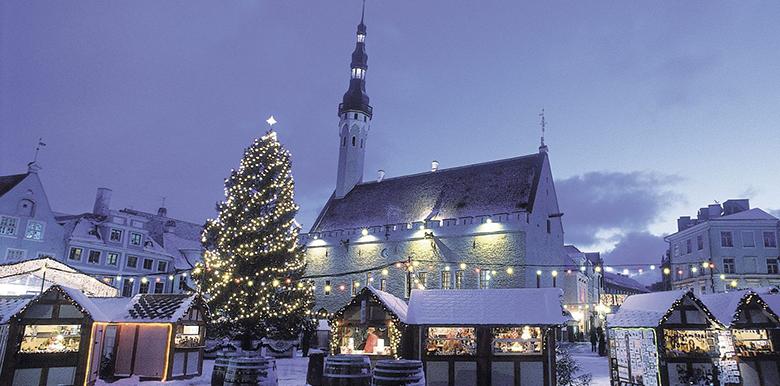 Новый 2019 год в Эстонии