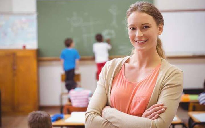 Молодой учитель в 2019 году