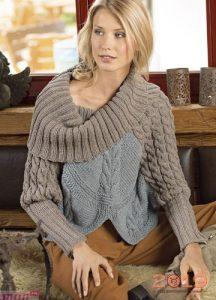 Модный свитер 2019 года