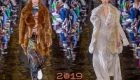 Роскошные шубы 2019 года