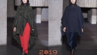 Пальто-накидка мода 2019 года