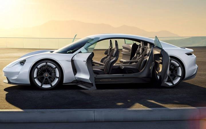 Porsche Mission Е 2019