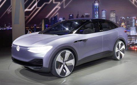 Volkswagen I.D. Crozz 2019