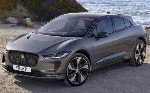 Экстерьер Jaguar I-Pace 2019 года