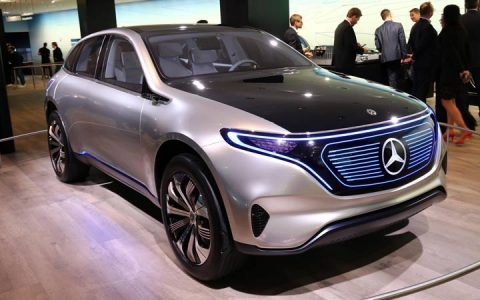 Презентация Mercedes-Benz EQ 2019