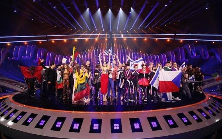 Участники Евровидения 2018