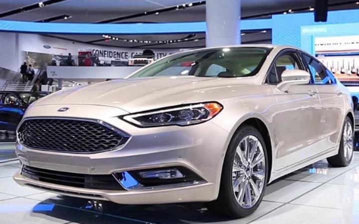 Новый Ford Mondeo 2019 года