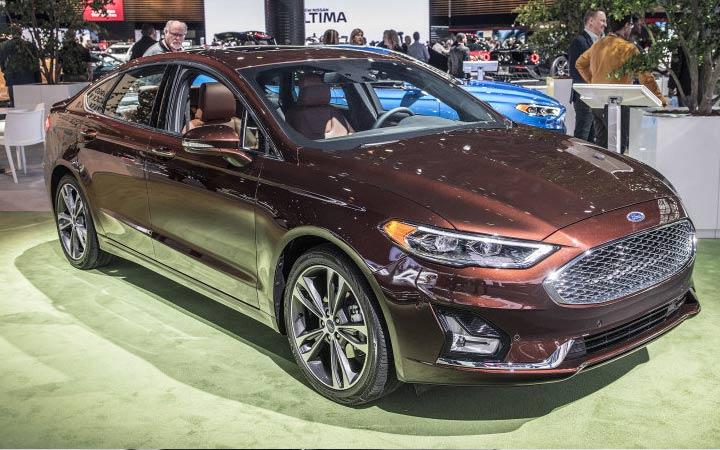 Смотри! Новые модели Ford 2019 года новые фото