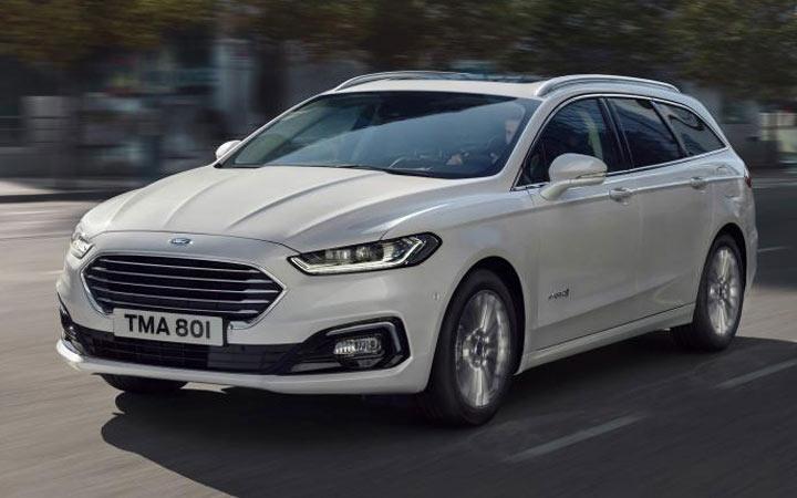 Представлен новый Ford Mondeo универсал 2019-2020 года