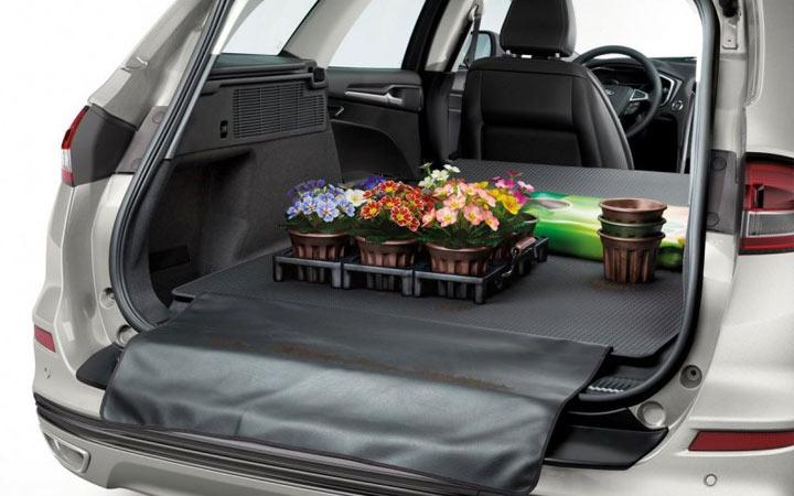 Ford Mondeo универсал 2019-2020 багажник