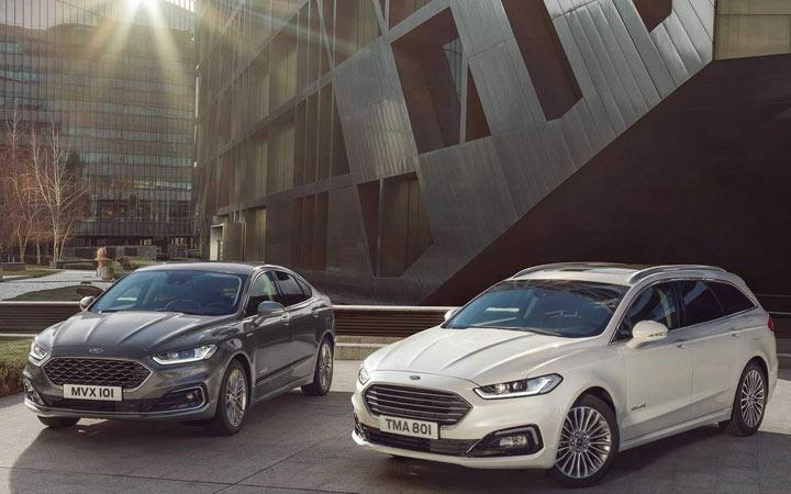 Представлен новый Ford Mondeo 2019-2020 года