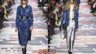 Модные джинсовые образы от Диора