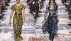 Модные платья коллекции Dior зима 2018-2019