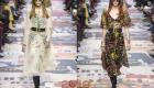 Прозрачные платья Dior зима 2018-2019