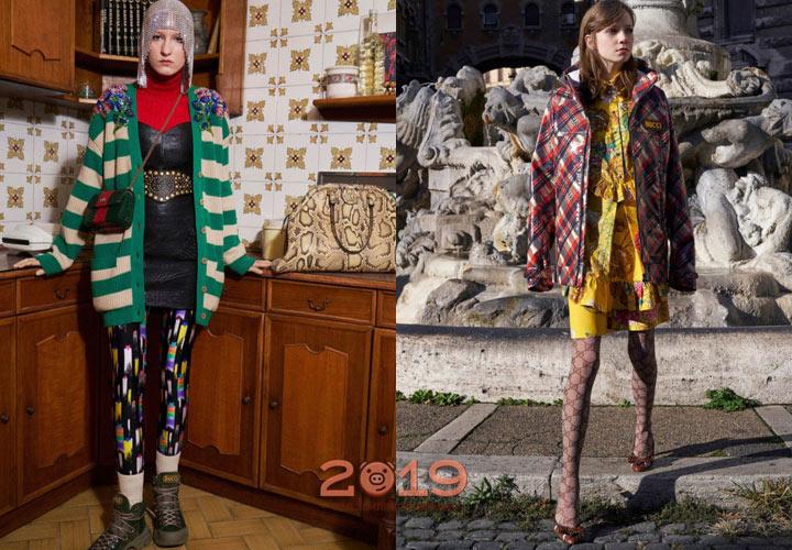 Осенне-зимняя коллекция Gucci