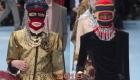Балаклавы Gucci осень-зима 2018-2019