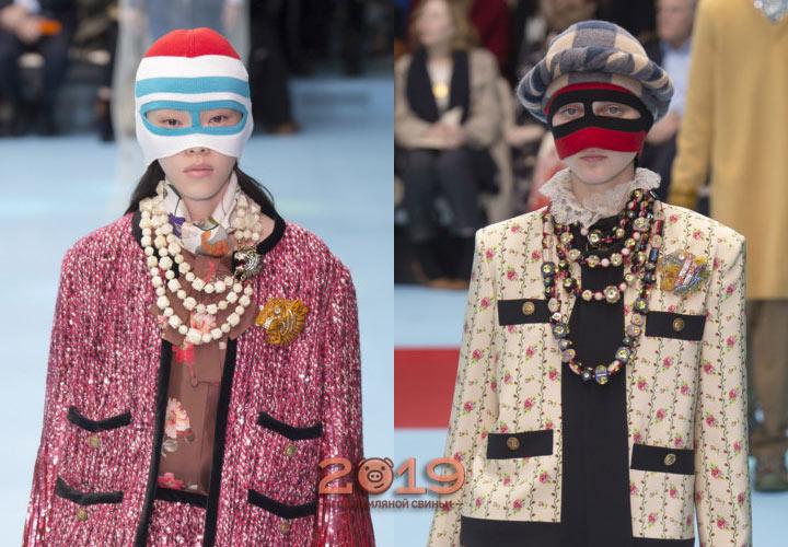 Креатив Gucci осень-зима 2018-2019
