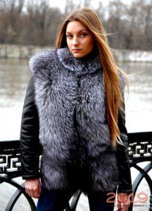 Куртка-жилет мода зимы 2018-2019 года