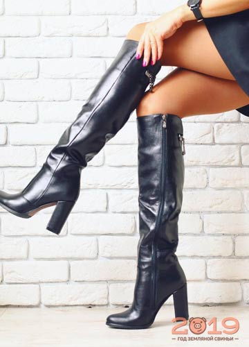 dac7f52e1d50 Модная обувь осень-зима 2018-2019   тенденции в моде, фото