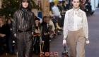 Moda şeffaf bluzlar kış 2018-2019 yıl