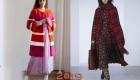 Модный яркий принт осень-зима 2018-2019