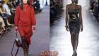 Moda elbiseler sonbahar-sonbahar 2018-2019