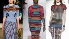 Стильная полоска мода 2018-2019 года