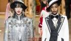 Модные шляпы от Dolce & Gabbana зима 2018-2019