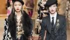 Кепки и шляпки осень-зима 2018-2019 Dolce & Gabbana