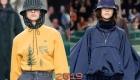 Шляпы от Lacoste осень-зима 2018-2019
