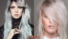 Модный блонд осень-зима 2018-2019