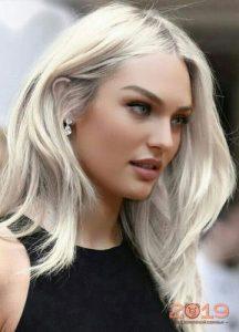 Идеальный ледяной блонд