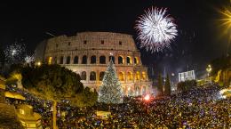 Новый 2019 год в Италии