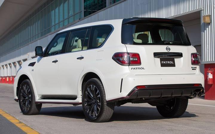 Обновленный Nissan Patrol 2019